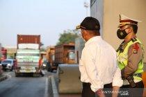 Petugas sekat di perbatasan sulit bedakan pemudik dan pekerja