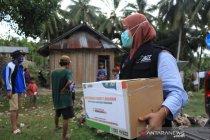 ACT salurkan paket lebaran dan zakat fitrah di Sulawesi Tengah