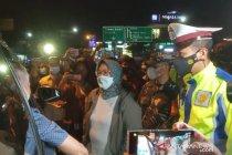 Satgas COVID-19 Kabupaten Bogor putar balik 7.727 kendaraan mudik