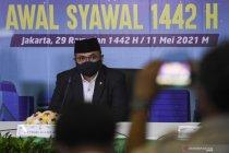 Menag ajak peringatan Kenaikan Isa Al Masih perkuat moderasi beragama