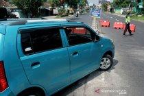 Penyekatan pemudik di Yogyakarta