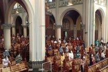 Gereja Katedral batasi umat pada perayaan ibadat Kenaikan Isa Al Masih