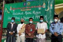 801 narapidana di Bali terima remisi Hari Raya Idul Fitri