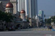 Suasana Idul Fitri hari pertama di Kuala Lumpur