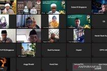 KBRI Singapura gelar halal bihalal virtual