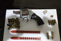 Warga Inhil ditangkap polisi karena miliki pistol rakitan