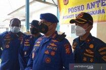Ditpolairud Polda Jabar kerahkan personel amankan wisata perairan