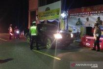 Tim gabungan di Bangka Barat putar balik kendaraan pemudik