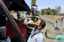 Polresta Cirebon siapkan 1.500 alat tes antigen selama arus balik