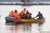 Kecelakaan perahu wisata di waduk Kedung Ombo, sembilan penumpang tenggelam