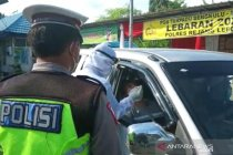 Polisi lakukan rapid antigen warga pendatang ke Rejang Lebong