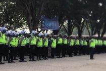 Polda Banten mendirikan delapan pos penyekatan di lokasi wisata