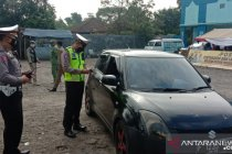 1.076 kendaraan dari luar daerah menuju Sukabumi diputar balik