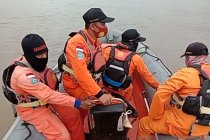 Penumpang perahu terbawa arus di Asmat ditemukan selamat