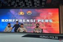 Polri resmi menahan Munarman terkait dugaan terorisme