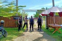 Polresta Mamuju menyiagakan 112 personel pada 21 objek wisata
