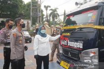 Satgas COVID-19 Bogor putar balik 20.112 kendaraan selama 6-16 Mei