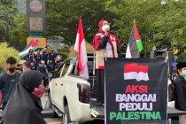 Masyarakat Banggai galang dana untuk Palestina