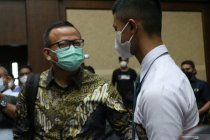 Edhy Prabowo disebut belum bayar pajak Rolex di Bea Cukai