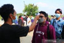 BNPB minta Pemprov DKI waspadai  penularan COVID-19 pemudik Sumatera