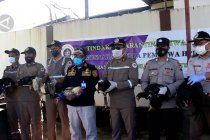 Jaga Maluku Utara bebas flu burung, unggas dewasa dimusnahkan