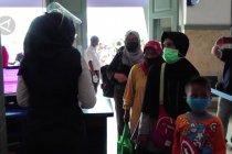 Masa pelarangan mudik, 357 calon penumpang KA tidak lolos verifikasi