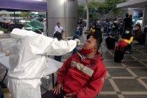 Ratusan karyawan PLN Sumut dites antigen usai libur Lebaran