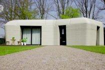 Rumah cetak 3D di Belanda terima penghuni perdana