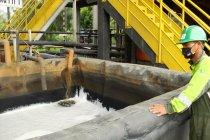 Begini mengolah limbah B3 asal industri menjadi air bersih