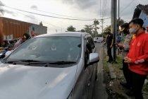 Wali Kota Gibran tinjau kegiatan di pos penyekatan Palang Joglo