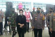 Tinjau Bandara Soetta, Kapolri & Ketua DPR minta awasi warga dari luar negeri