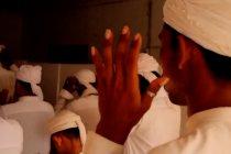 Jamaah Assyahadatain Indramayu gelar shalat Idul Fitri