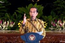 Presiden ingatkan kepala daerah waspadai lonjakan COVID-19 pasca-Lebaran