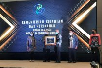 Sabet Anugerah Kearsipan ANRI, KKP berkomitmen kelola arsip digital strategis negara
