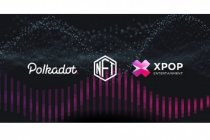 XPOP luncurkan pasar NFT hiburan Polkadot pertama di dunia