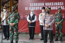 Panglima TNI dan Kapolri rangkul tokoh agama tekan penyebaran COVID-19