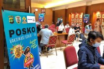 Panasonic GOBEL Sediakan 10 Posko untuk Vaksin Seluruh Karyawan