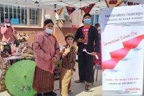 Pelajar Indonesia di PECB promosikan budaya Nusantara