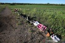 Kelompok pribumi Kanada umumkan temuan ratusan kuburan nirtanda