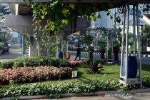 Asrinya taman kolong flyover Rawa Panjang Bekasi