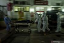 Keterisian tempat tidur rumah sakit di Jawa Barat turun jadi 50 persen