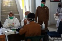 Penerima vaksin lengkap capai 11,615 juta warga Indonesia