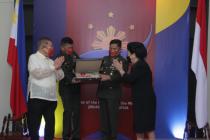 Filipina beri penghargaan diplomatik bagi mendiang Dubes Harry Sinyo
