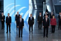 KTT NATO di Brussels