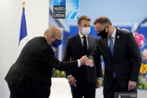 KTT NATO di Belgia