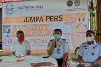 Poltrada Bali buka pendaftaran calon taruna jalur mandiri
