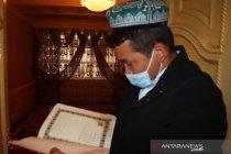 Populasi Xinjiang meningkat 18,5 persen