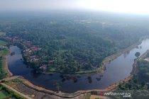 Wisata susur kanal kuno kawasan Candi Muarajambi
