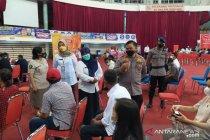 Nomor layanan telepon 110 Polda Kalimantan Timur dimanfaatkan warga