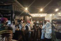 Satgas COVID-19 Kota Bandarlampung bubarkan kegiatan konser amal